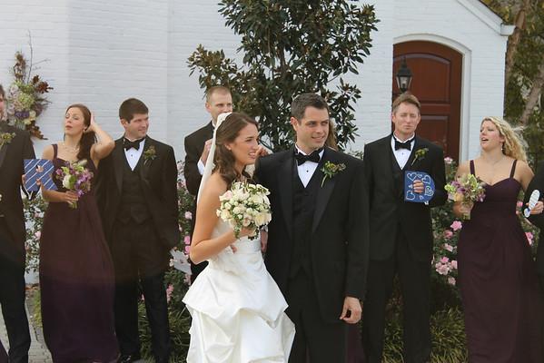 WEDDING OF JEREMIAH AND MARY CLARE Nov 3, 2012